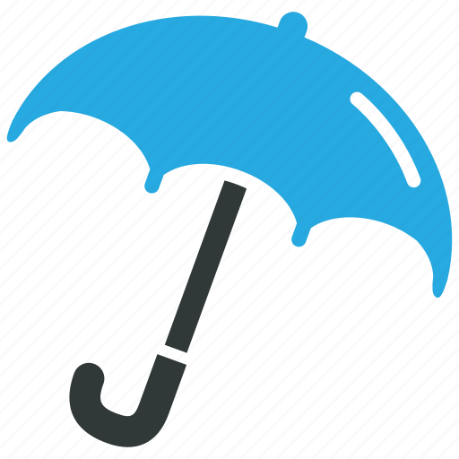 dry, protection, umbrella icon