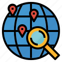 destination, find, geolocation, location, map, point, search