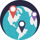 delivery location, delivery location finder, gps, map and destination, placeholder icon