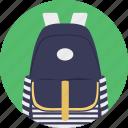 bag, backpack, travel bag, sackpack, baggage