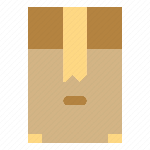 box, cardboard, delivery, package, packaging icon