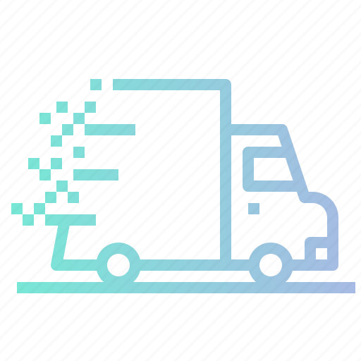 cargo, delivery, shipping, transportation, truck, vehicle icon