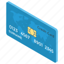 atm card, bank card, credit card, debit card, smart card icon