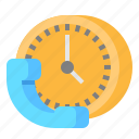 24hours, clock, round, service, support, the