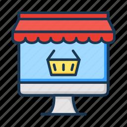 cart, commerce, ecommerce, online shop, shop, shopping, store icon