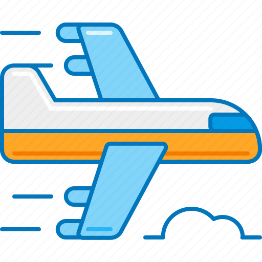 aeroplane, air freight, air transport, airplane, cargo plane, delivery, transport icon