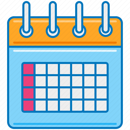 calendar, date, day, month, planner, planning, schedule icon