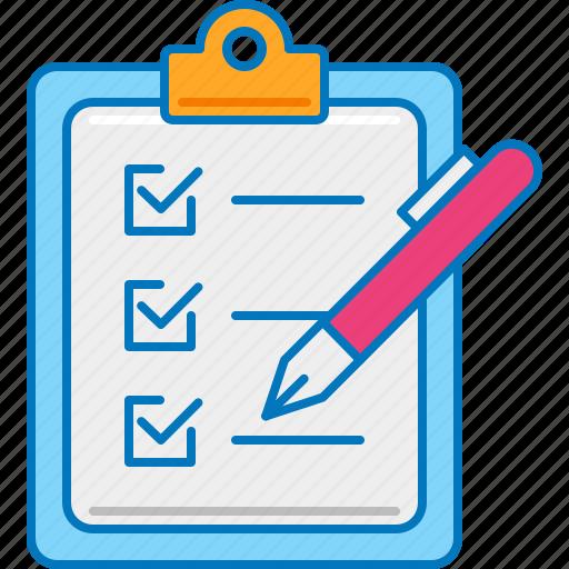 check, checking, checklist, checkmark, order, tick, to do icon