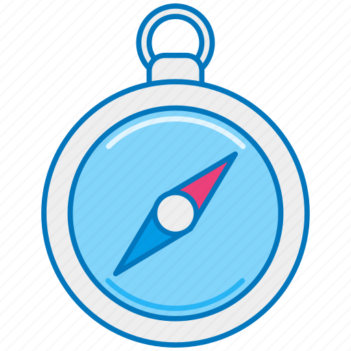 compass, direction, east, location, north, south, west icon