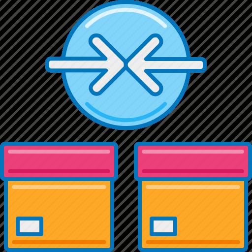 discrepancy, error, issue, order issue, problem, returns icon