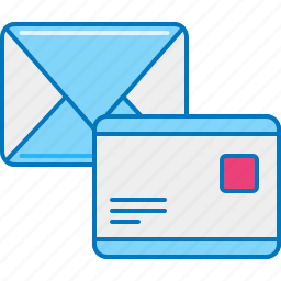business letter, business stationery, contact us, email, envelope, letter, send email icon