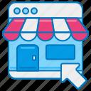 buy online, ecommerce, ecommerce store, online shop, online shopping, online store, shop online icon