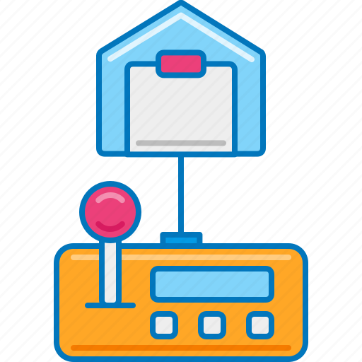 management system, system manager, warehouse management, warehouse management system, warehouse operations, warehouse optimization, warehouse tracking icon