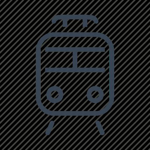 freight, goods, logistics, shipping, train icon