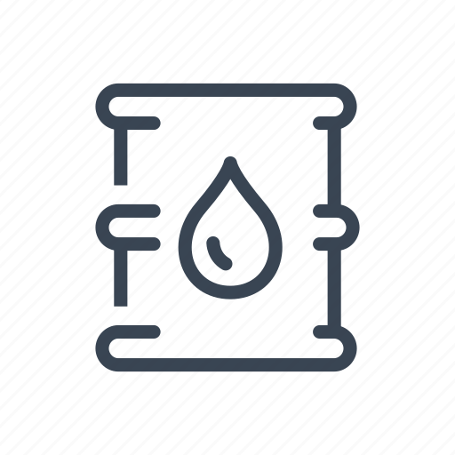 barrel, oil, petroleum icon