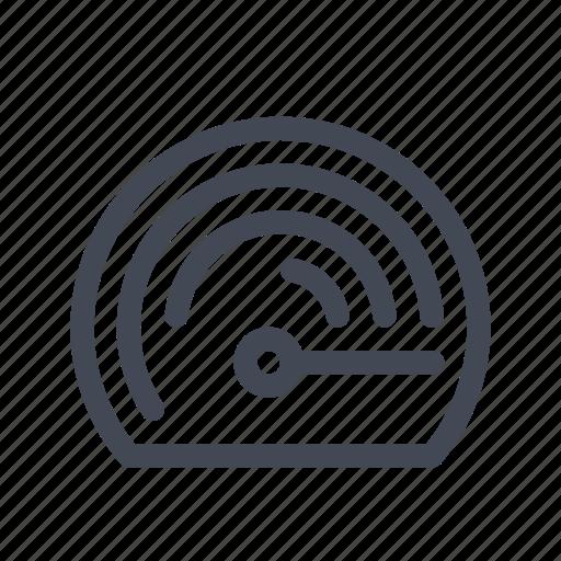Dashboard, speed, speeding, velocimeter, velocity icon - Download on Iconfinder