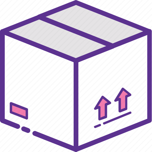 Delivery box, delivery package, logistic delivery, package, parcel icon - Download on Iconfinder