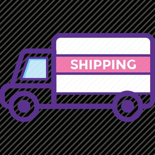 freight, shipment, shipping, transport, transportation icon