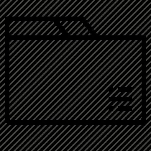 data, file, folder, interface, storage icon