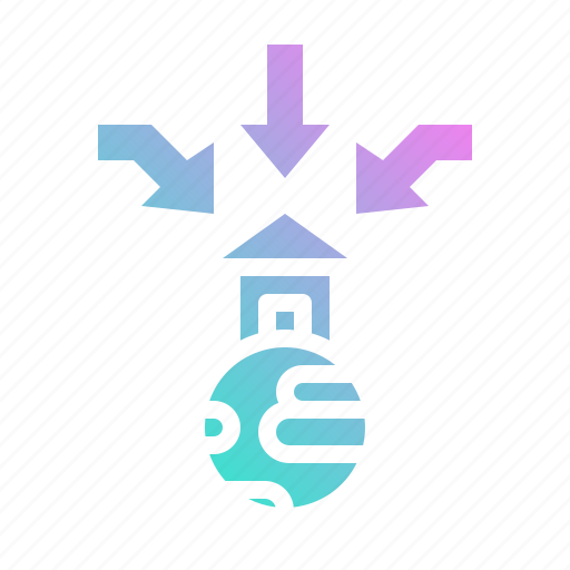 import, in, investment, move, trade icon