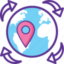 global logistics, international cargo, international deliveries, international freight, international shipment