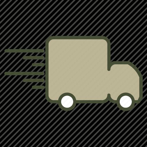 Delivery, logistics, transport, transportation icon - Download on Iconfinder