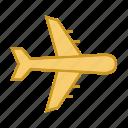 delivery, logistics, plane, transportation, transport