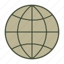 earth, global, globe, international, planet, worldwide icon