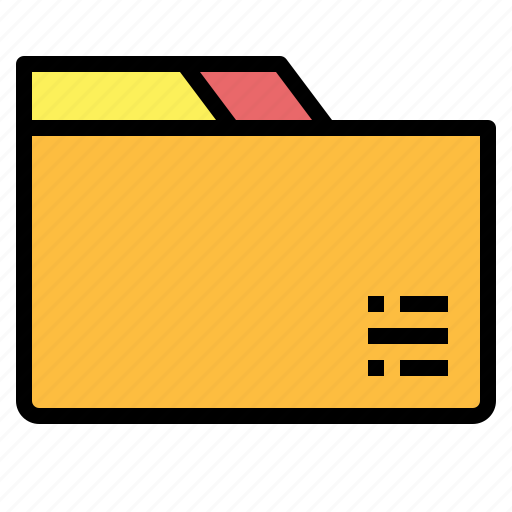 data, file, folder, interface, storage icon