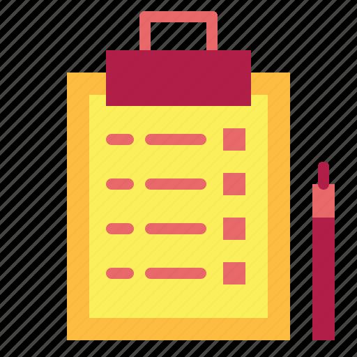 clipboard, list, verification, verified icon