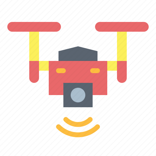 control, drone, electronics, fly, remote, transportation icon