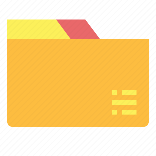 Data, file, folder, interface, storage icon - Download on Iconfinder