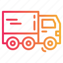 cargo, delivery, transportation, truck icon
