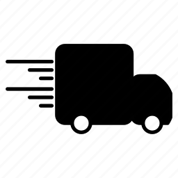 delivery, logistics, transport, transportation, truck icon