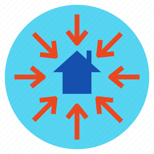 entry, import, importation, in, move, trade icon