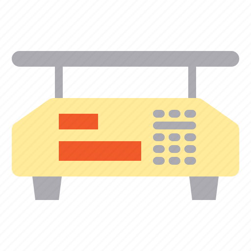 business, logistics, measure, scale, shipping, transport icon