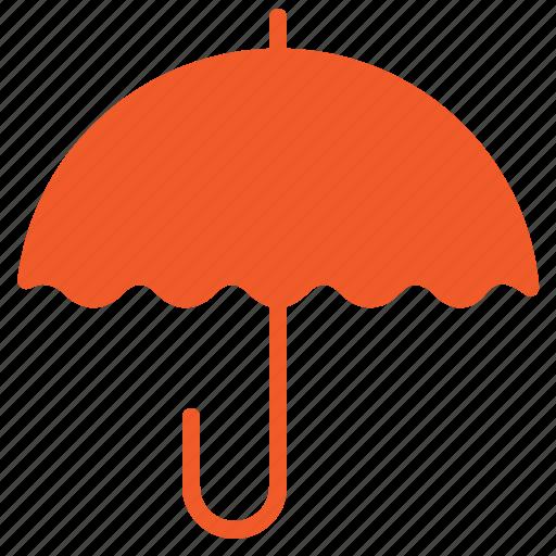 business, logistics, protection, shipping, transport, umbrella icon