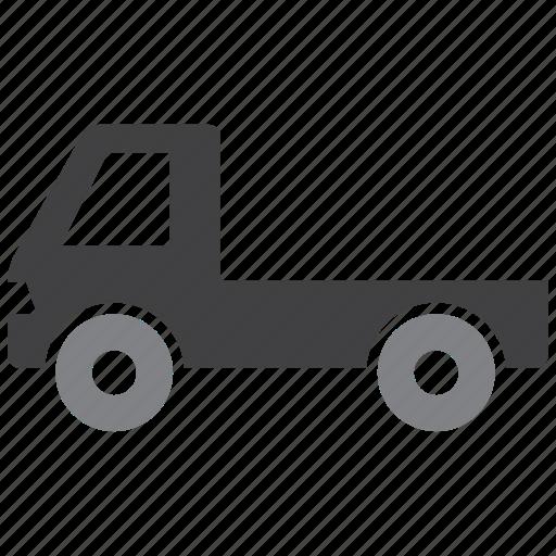 transport, truck, van, vehicle icon