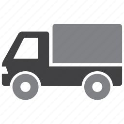 cargo, shipping, truck, van icon