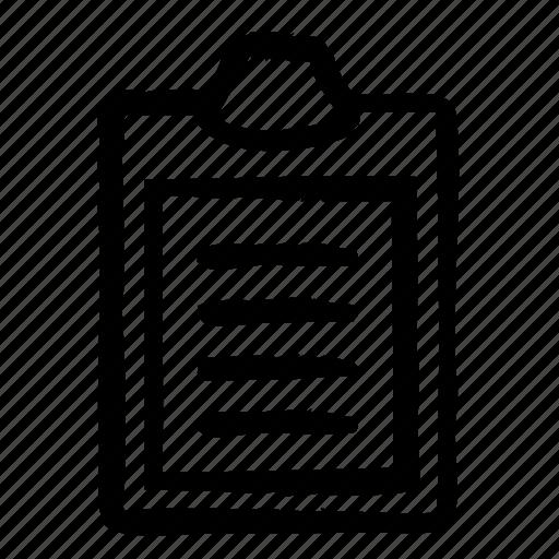 carry, checklist, factory, goods, logistics icon