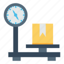 boxes, delivery, machine, parcel, shipping, transport icon