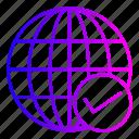 globe, globel, international, location, logistic, transport icon