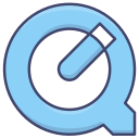 logo, media, player, quicktime