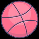 logo, dribbble