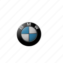 57, bmw, logo icon