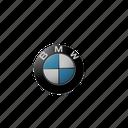 57, bmw, logo
