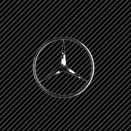 47, logo, mercedes icon