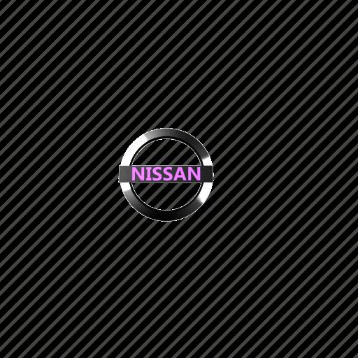 53, logo, nissan icon