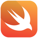 apple, code, logo, swift icon