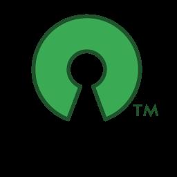 code, development, logo, opensource icon